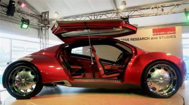 the new car of lexus minority report sports car classic and modern cars. Black Bedroom Furniture Sets. Home Design Ideas
