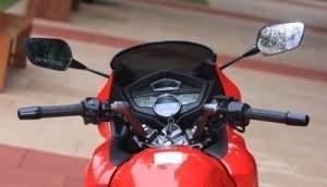 Karizma ZMR Launched By Hero Honda | AutoGl.com
