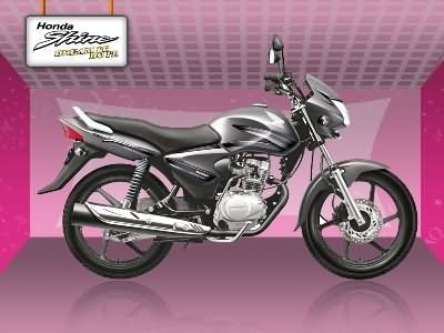 honda shine 5 Honda Shine 125cc Bike By Honda India Price Performance Looks Review