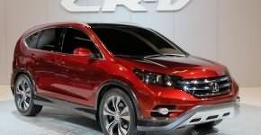 Honda CR-V -2013